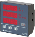 A200 Display unit for transducer DME4…